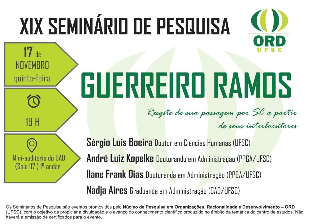 19 seminario ORD